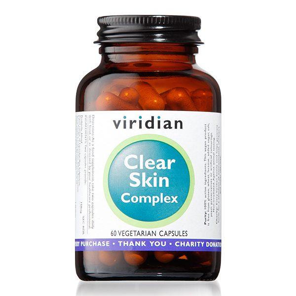 Clear Skin Complex (60 caps)