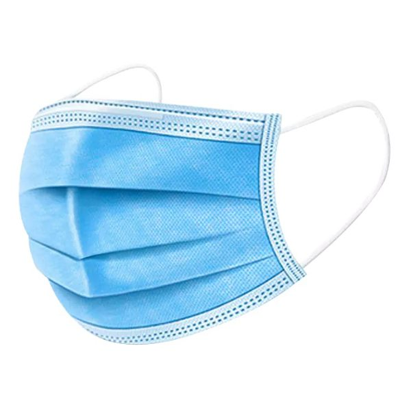 10 x Disposable Face Masks (D3 tripple layer)