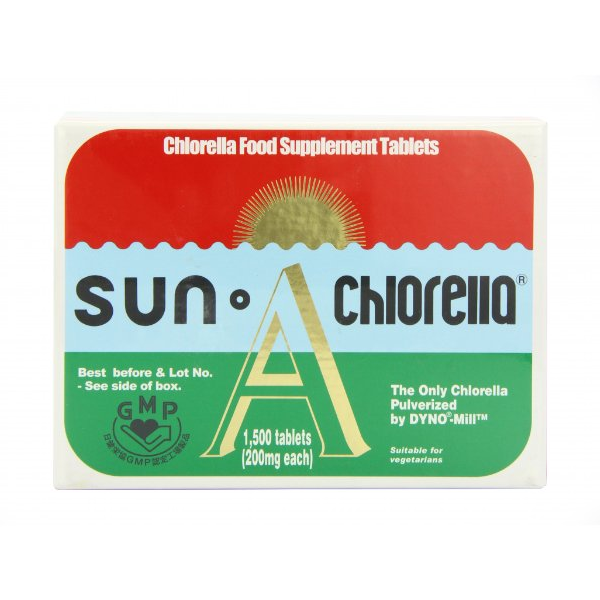 Sun Chlorella 200mg (300 tabs)