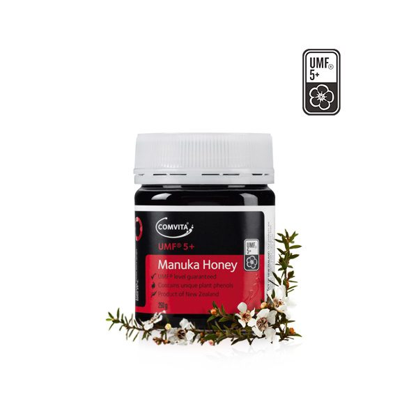 UMF5+ Manuka Honey Blacklabel (250g)