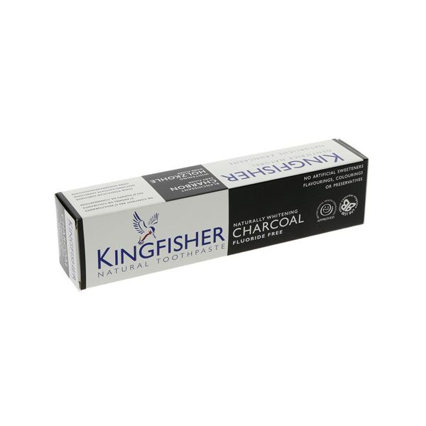 Charcoal Toothpaste (100ml)