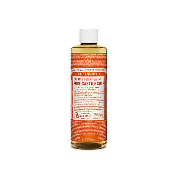 Organic Tea Tree Castile Soap (946ml)