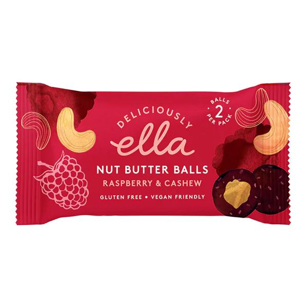 Raspberry Nut Butter Ball (36g)
