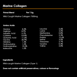 Marine Collagen (195g)