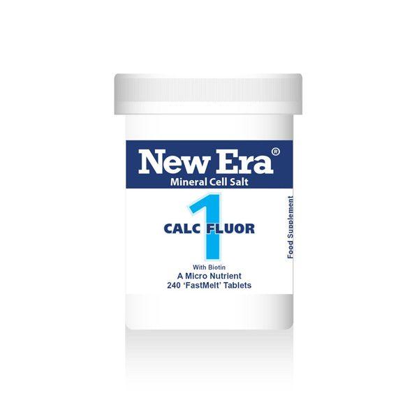 No.1 Calc Fluor. (240 tabs)