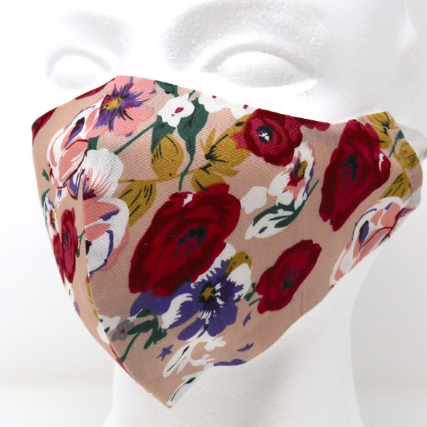 Roses are red Reusable Face Mask (1 pcs)