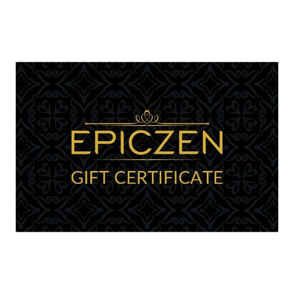 EpicZen Gift Certificate