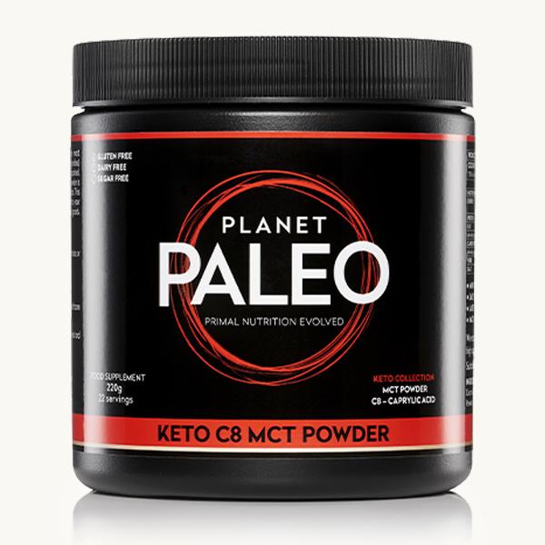Keto C8 MCT Powder (220g)